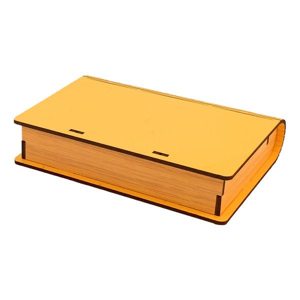 جعبه چای کیسه ای عشقی مدل کتابی 4