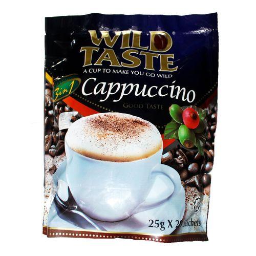 بسته کاپوچینو وایلد تست مدل Good Taste