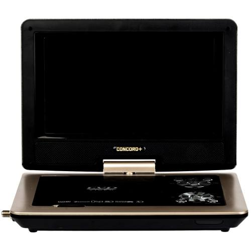 پخش کننده DVD کنکورد پلاس مدل PD-9850T2