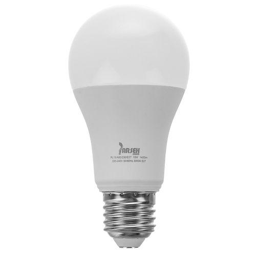 لامپ ال ای دی 15 وات پارسه شید مدل PL15 A60 پایه E27