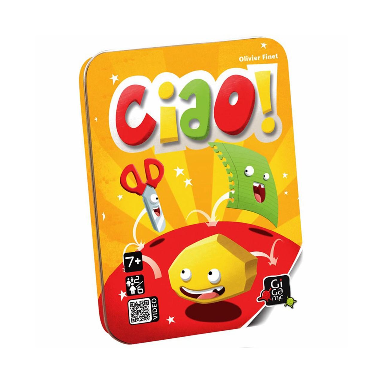 بازی فکری ژیگامیک مدل Ciao