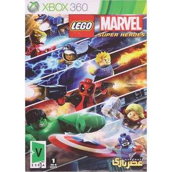 بازی Lego Marvel Super Heroes مخصوص ایکس باکس 360
