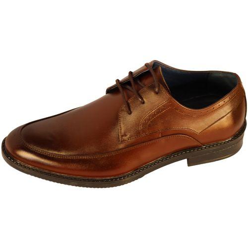 کفش مردانه چرم طبیعی ژست مدل 3032