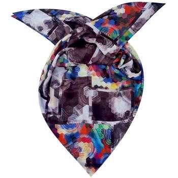 روسری روشا طرح رنگین کمان کد 01