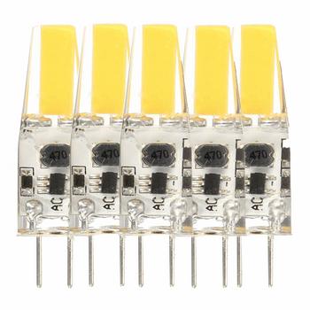 لامپ سی او بی 2 وات مدل 12V-2W پایه G4 بسته 5 عددی