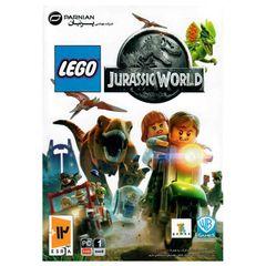 بازی Lego Jurassic World مخصوص PC