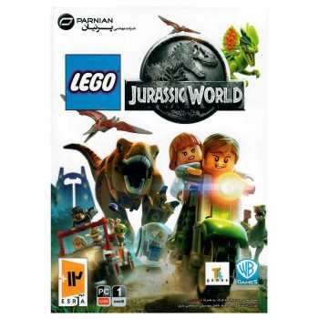 بازی Lego Jurassic World مخصوص PC