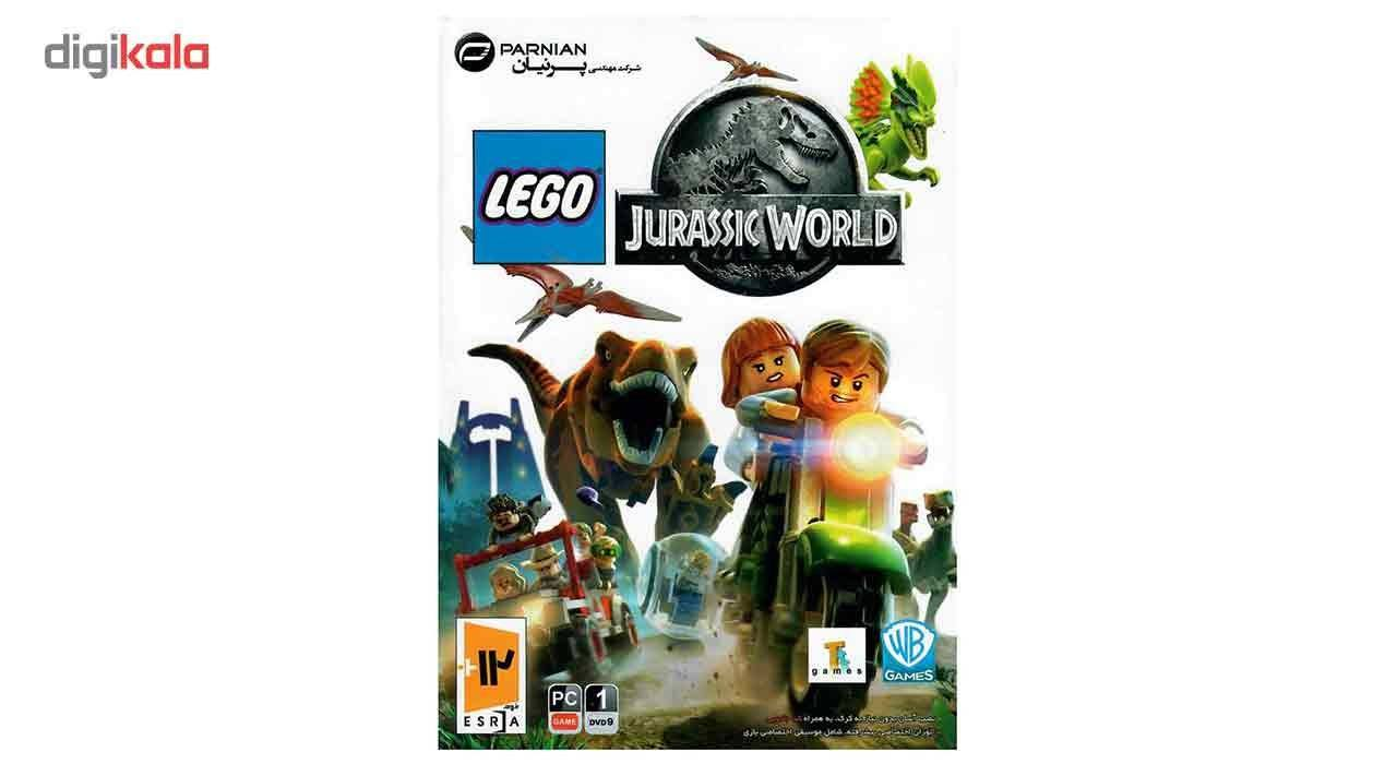 بازی Lego Jurassic World مخصوص PC main 2 1