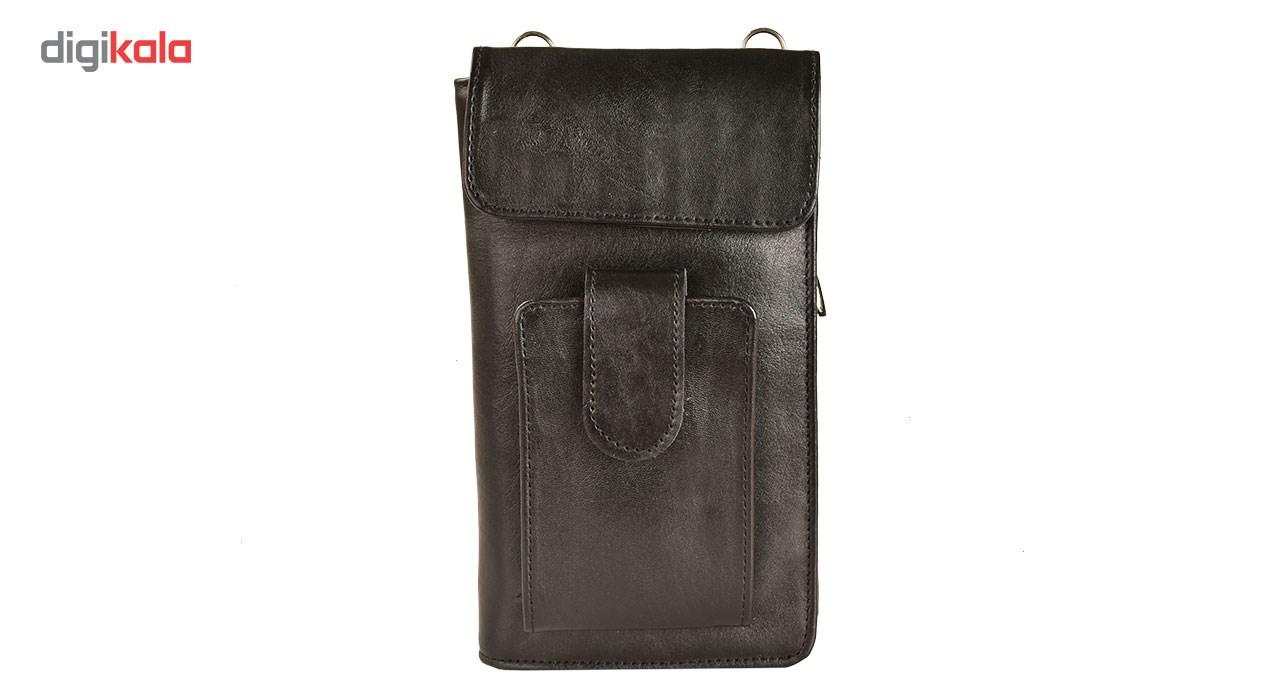 کیف پاسپورتی مردانه کهن چرم مدل PS13-1 main 1 1