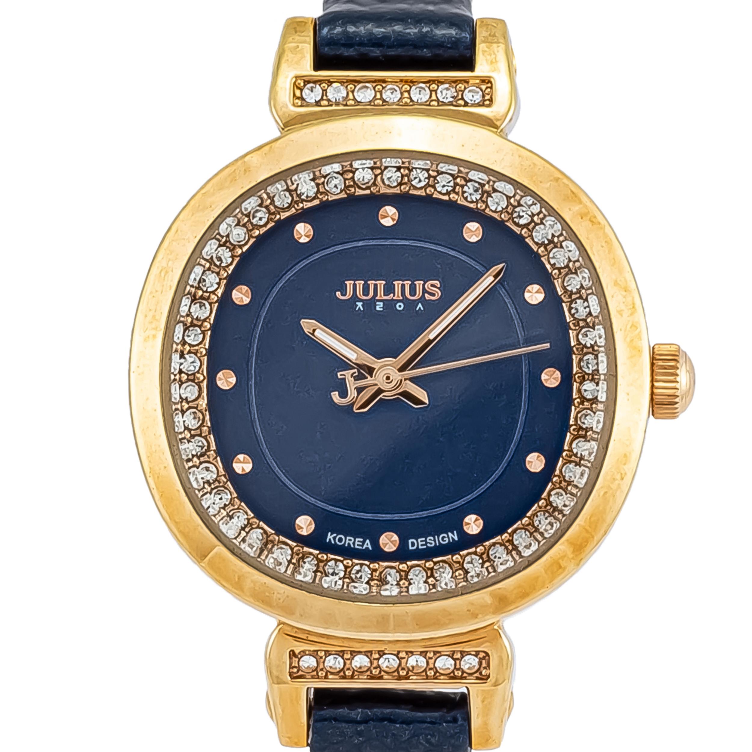 ساعت مچی عقربه ای زنانه جولیوس مدل JA843              ارزان
