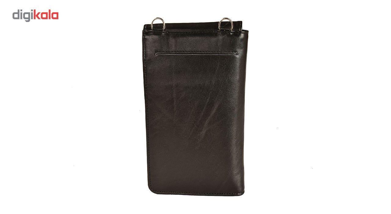 کیف پاسپورتی مردانه کهن چرم مدل PS13-1 main 1 4