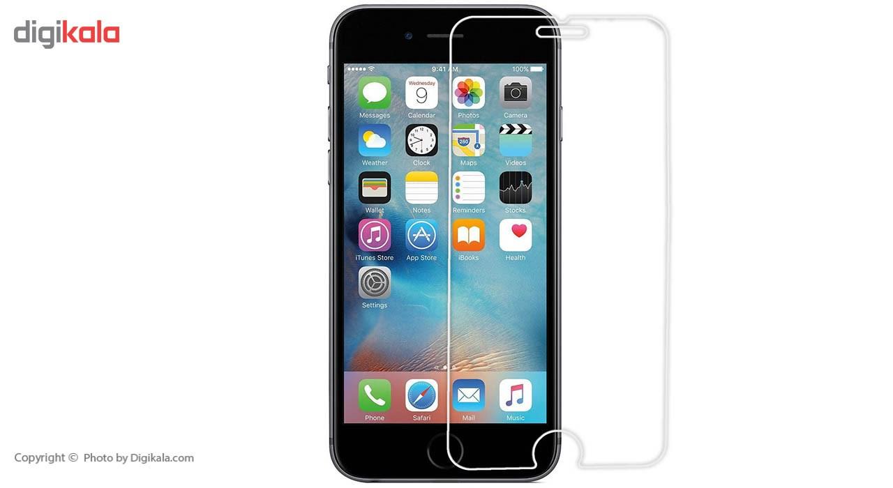 محافظ صفحه نمایش شیشه ای ریمکس مدل Tempered مناسب برای گوشی موبایل اپل iPhone 6/6s main 1 1