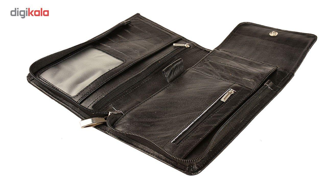 کیف پاسپورتی مردانه کهن چرم مدل PS13-1 main 1 14