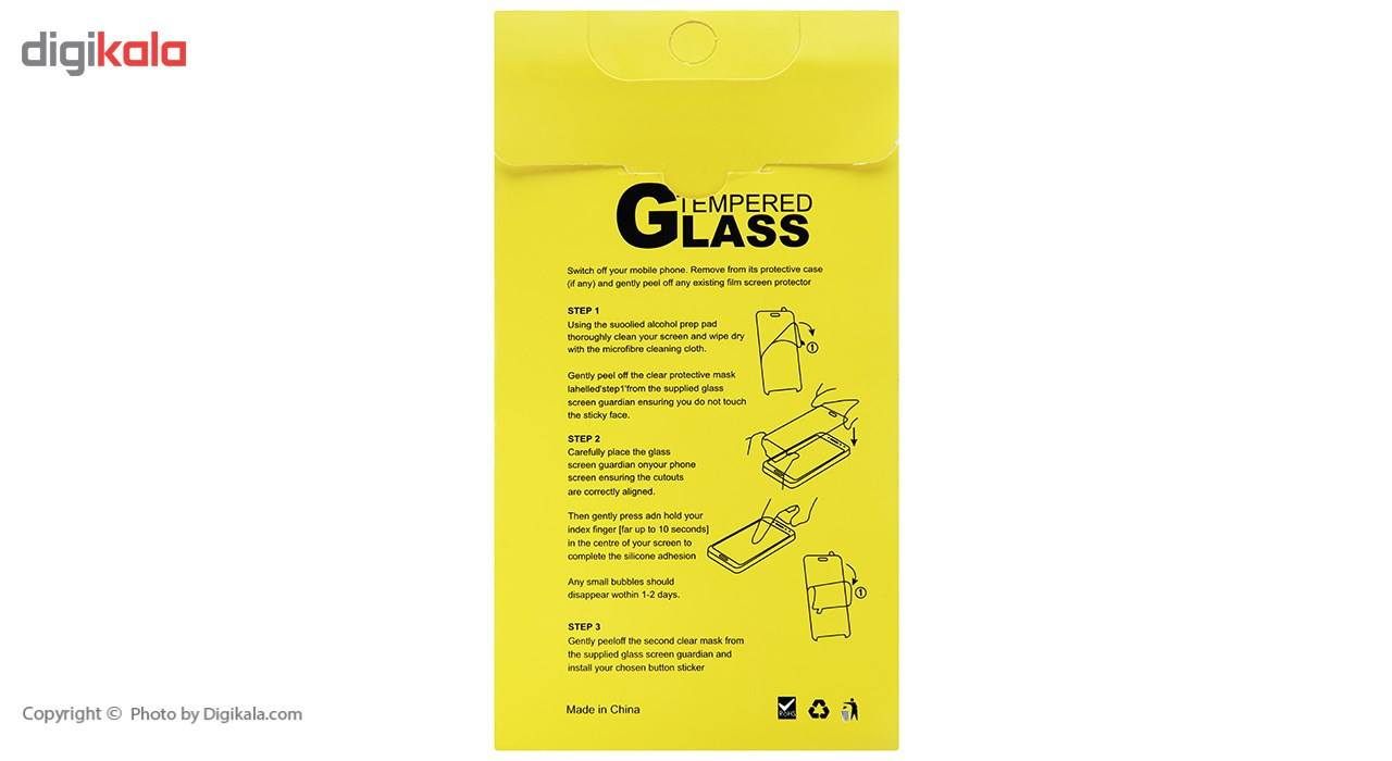 محافظ صفحه نمایش شیشه ای ریمکس مدل Tempered مناسب برای گوشی موبایل اپل iPhone 6/6s main 1 4