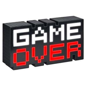 تابلو ال ای دی مدل GAME OVER