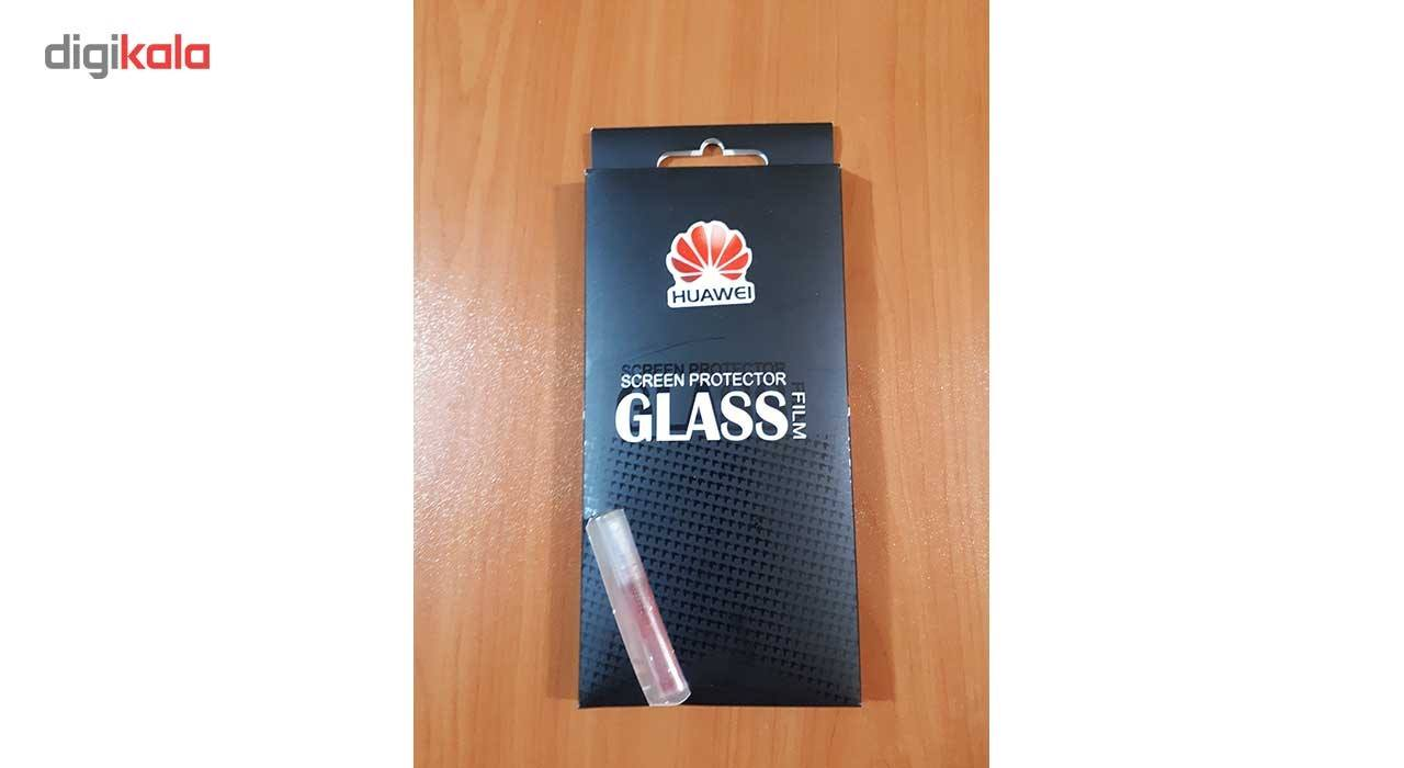 محافظ صفحه نمایش شیشه ای مدل فول چسب مناسب برای گوشی موبایل هوآوی Honor 7X main 1 1