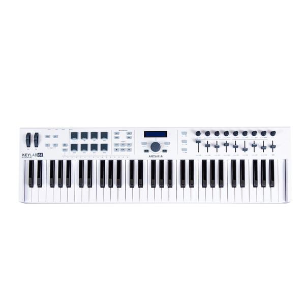 میدی کنترلر آرتوریا مدل Keylab Essential 61