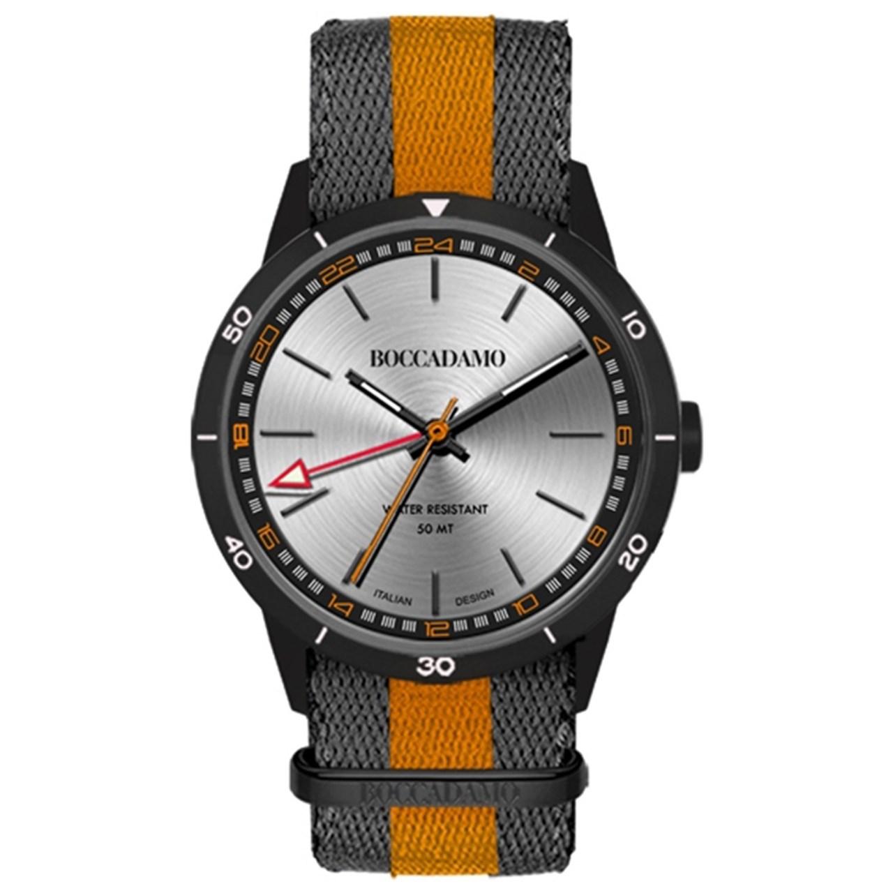 ساعت مچی عقربه ای مردانه بوکادامو مدل RGNV027
