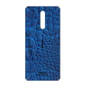 برچسب پوششی ماهوت مدل Crocodile Leather مناسب برای گوشی  Nokia 8