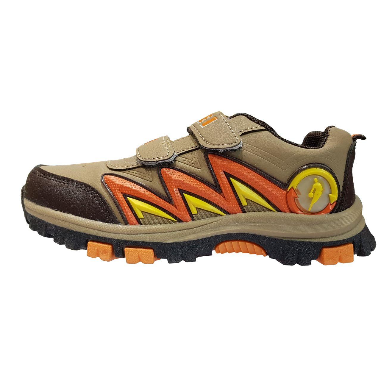 کفش دویدن پسرانه مدل A01 کد 4044429