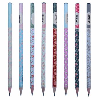 مداد مشکی ماین مدل PC852 - بسته 8 عددی