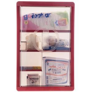 جعبه کمک های اولیه لوتوس مدل سبلان