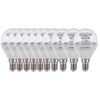 لامپ ال ای دی 6 وات کملیون مدل STB1 پایه E14 بسته 10 عددی