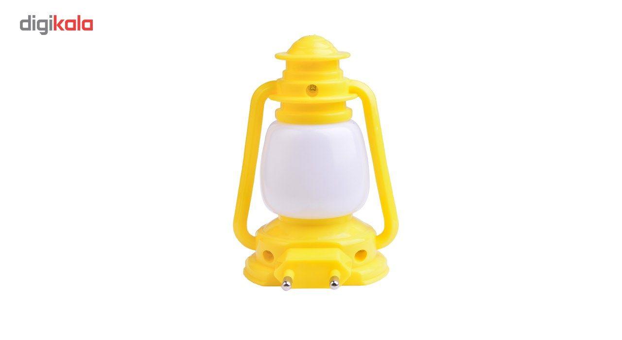 چراغ خواب کودک هامان مدل فانوس main 1 4