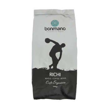 دانه قهوه ریچی بن مانو - 1 کیلوگرم