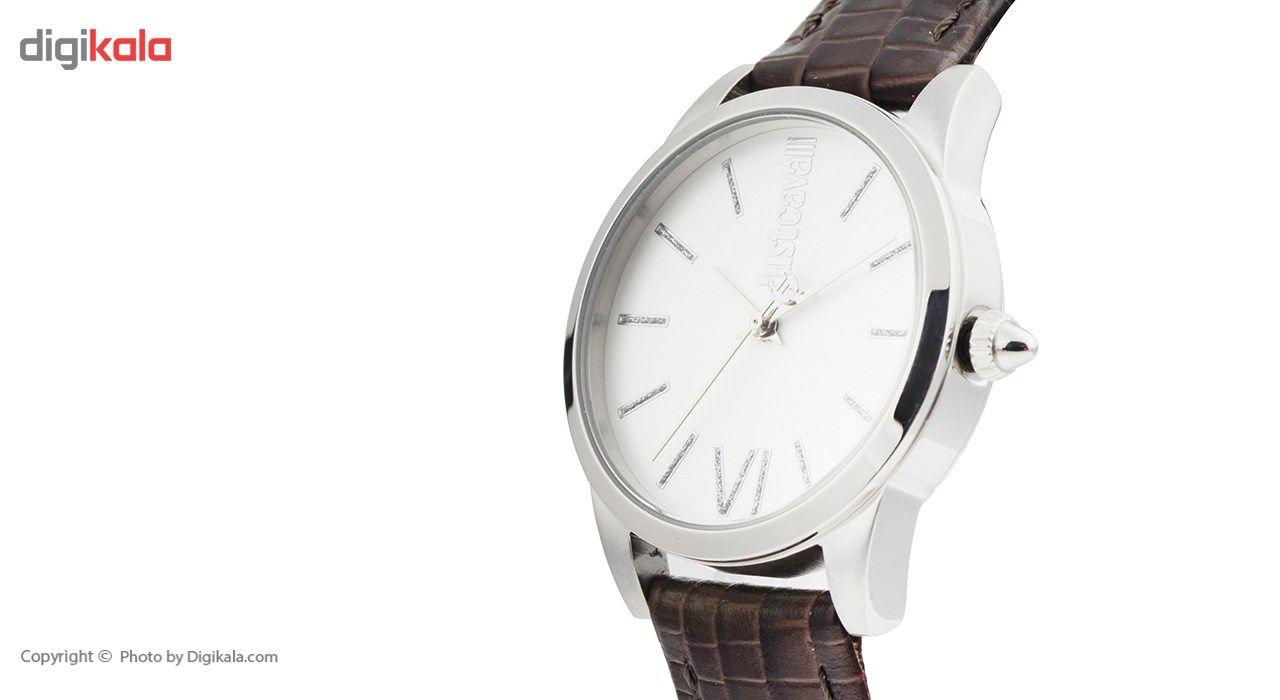 ساعت مچی عقربه ای زنانه جاست کاوالی مدل JC1L010L0015 -  - 1