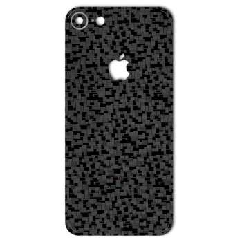 برچسب پوششی ماهوت مدل Silicon Texture مناسب برای گوشی  iPhone 7