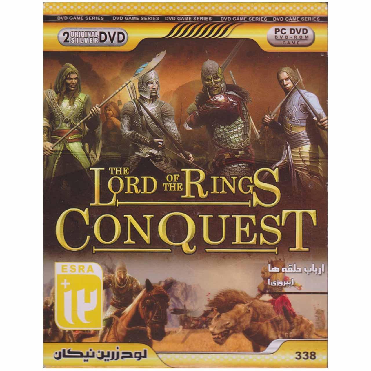 بازی Lord of the Rings Con Quest مخصوص PC