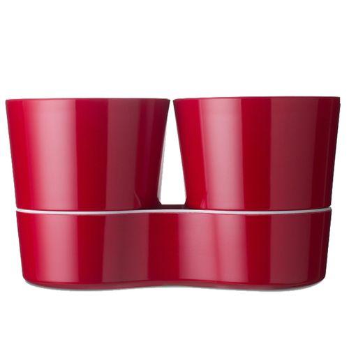 گلدان رستی مپال مدل Hydro Red