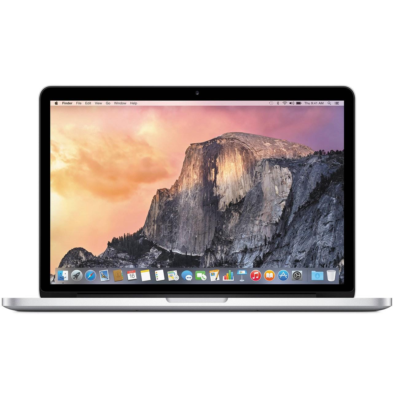 لپ تاپ 13 اینچی اپل مدل MacBook Pro MF839 با صفحه نمایش رتینا