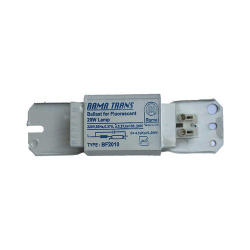 ترانس  1x20 لامپ مهتابی راما مدل 20W