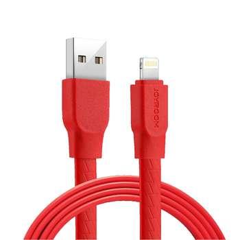 کابل تبدیل USB به لایتنینگ جوی روم مدل S-L127 به طول 1.2 متر