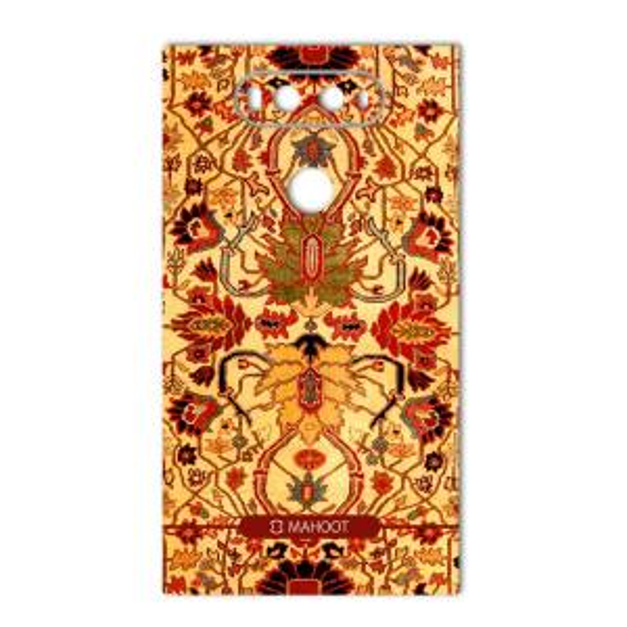 برچسب پوششی ماهوت مدل Iran-carpet Design مناسب برای گوشی  LG V20