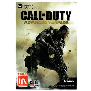بازی Call Of Duty Advanced Warfare مخصوص pc