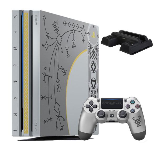 مجموعه کنسول بازی سونی مدل Playstation 4 Pro کد CUH-7115B Region 1 - ظرفیت 1 ترابایت