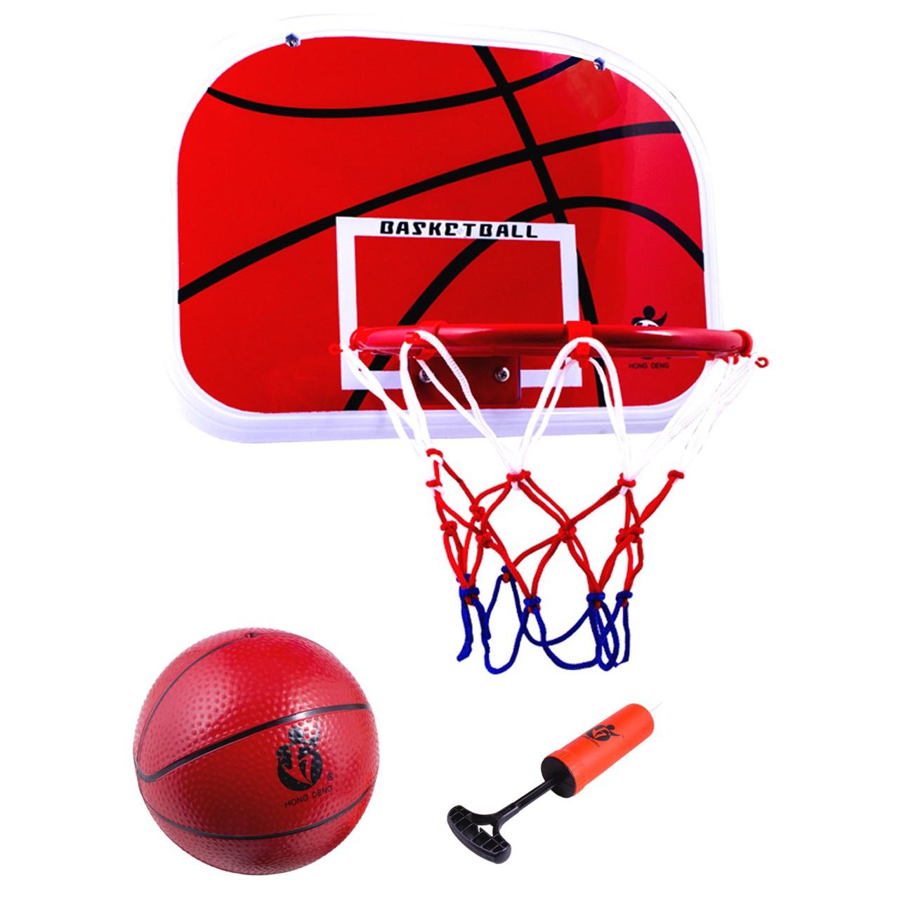 ست تخته بسکتبال توپ تور  مدل Hong Deng