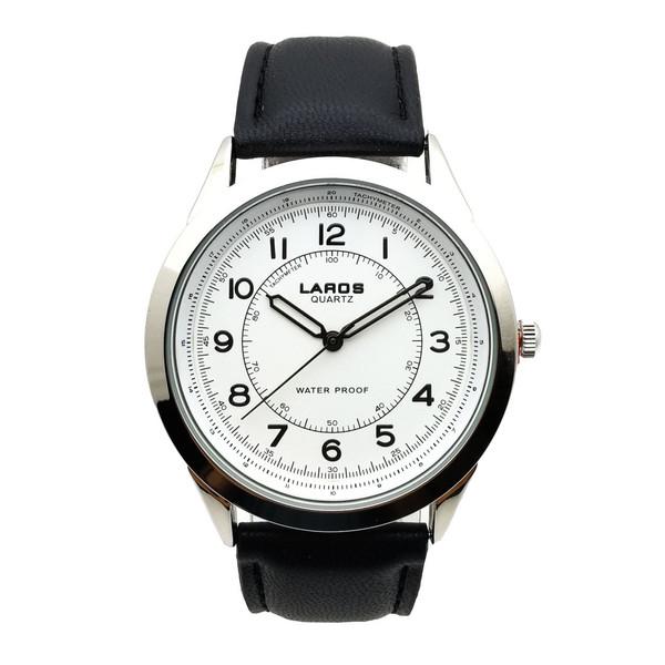 ساعت مچی عقربه ای مردانه لاروس مدل LM-N616-Black