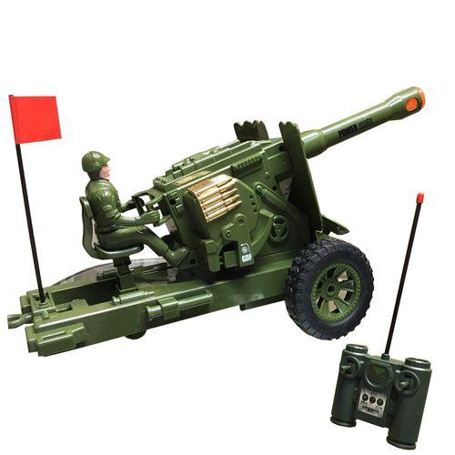 اسباب بازی ضد هوایی کنترلی بزرگ موزیکال Anti Air Craft آرچی بالد سایز 1/16