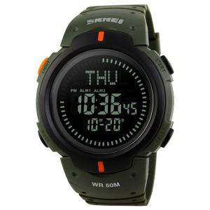 ساعت مچی دیجیتالی مردانه  اسکمی مدل 1231 قطب نما دار