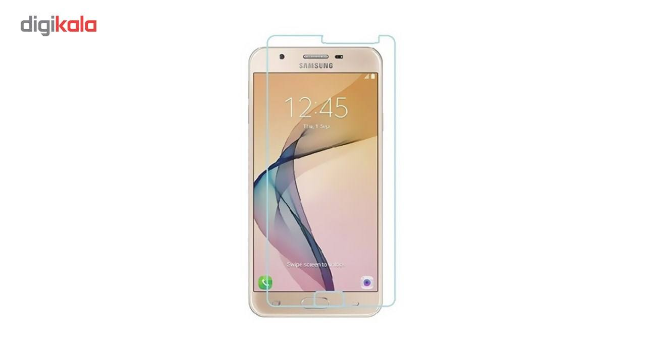 محافظ صفحه نمایش شیشه ای کوالا مدل Tempered مناسب برای گوشی موبایل سامسونگ J5 Prime main 1 2
