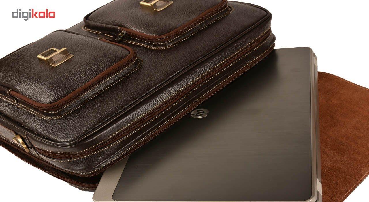 کیف اداری مردانه کهن چرم مدل L114-15 main 1 10