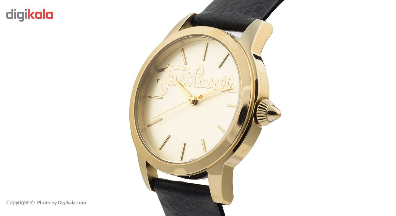 ساعت مچی عقربه ای زنانه جاست کاوالی مدل JC1L006L0035 -  - 1