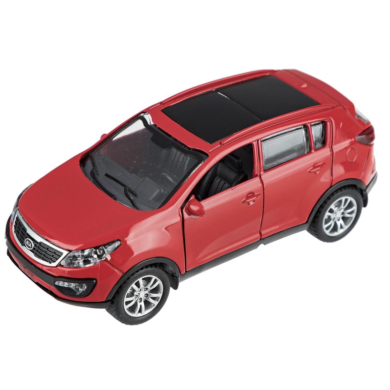 ماشین بازی مدل Kia Sportage