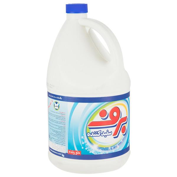 مایع سفید کننده برف مقدار 4 کیلو گرم