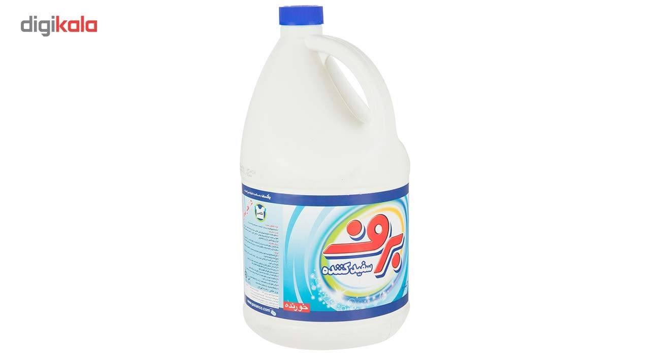مایع سفید کننده برف مقدار 4 کیلو گرم main 1 1