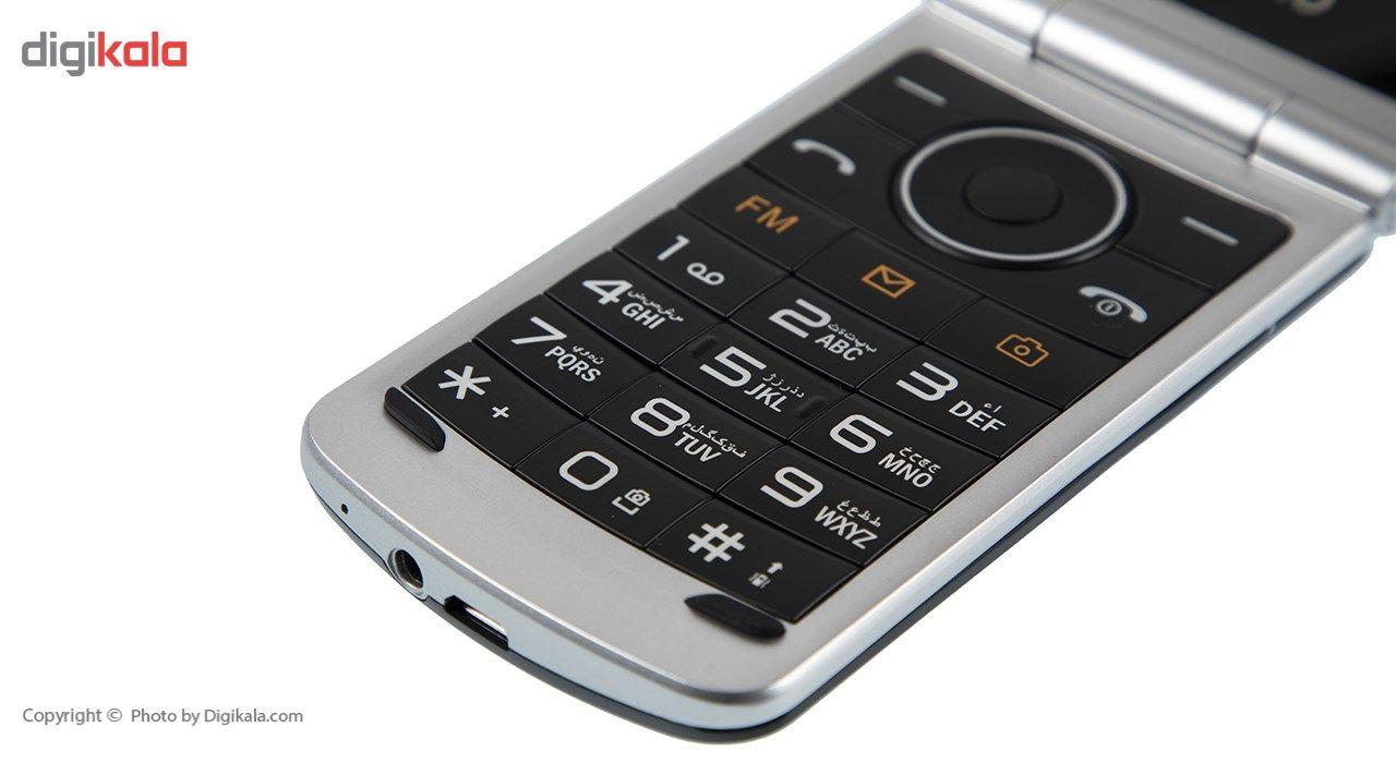 گوشی موبایل جیمو مدل R821 دو سیمکارت